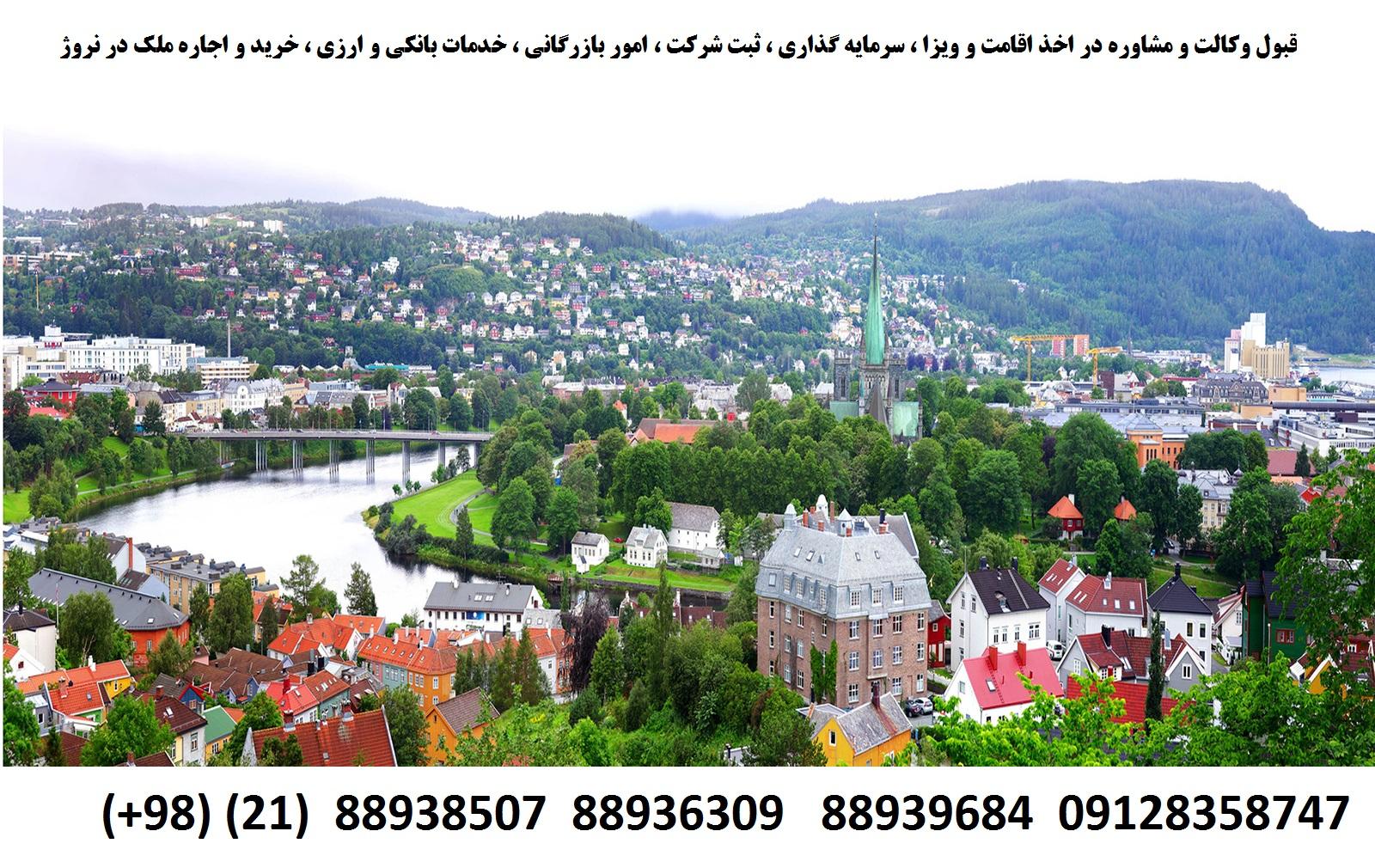 اقامت ، اخذ ویزا ، ثبت شرکت ، سرمایه گذاری در نروژ (6)