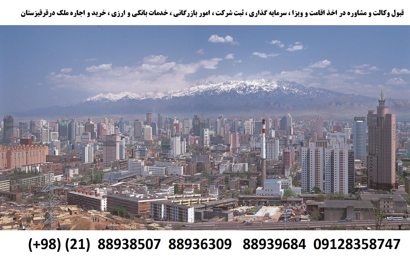 اقامت ، ویزا ، ثبت شرکت ، سرمایه گذاری در قرقیزستان (7)